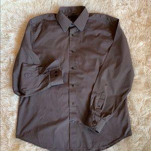 Express Design Studio Dress Shirt